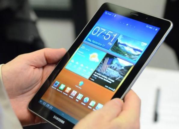 Samsung Galaxy Tab 7-7
